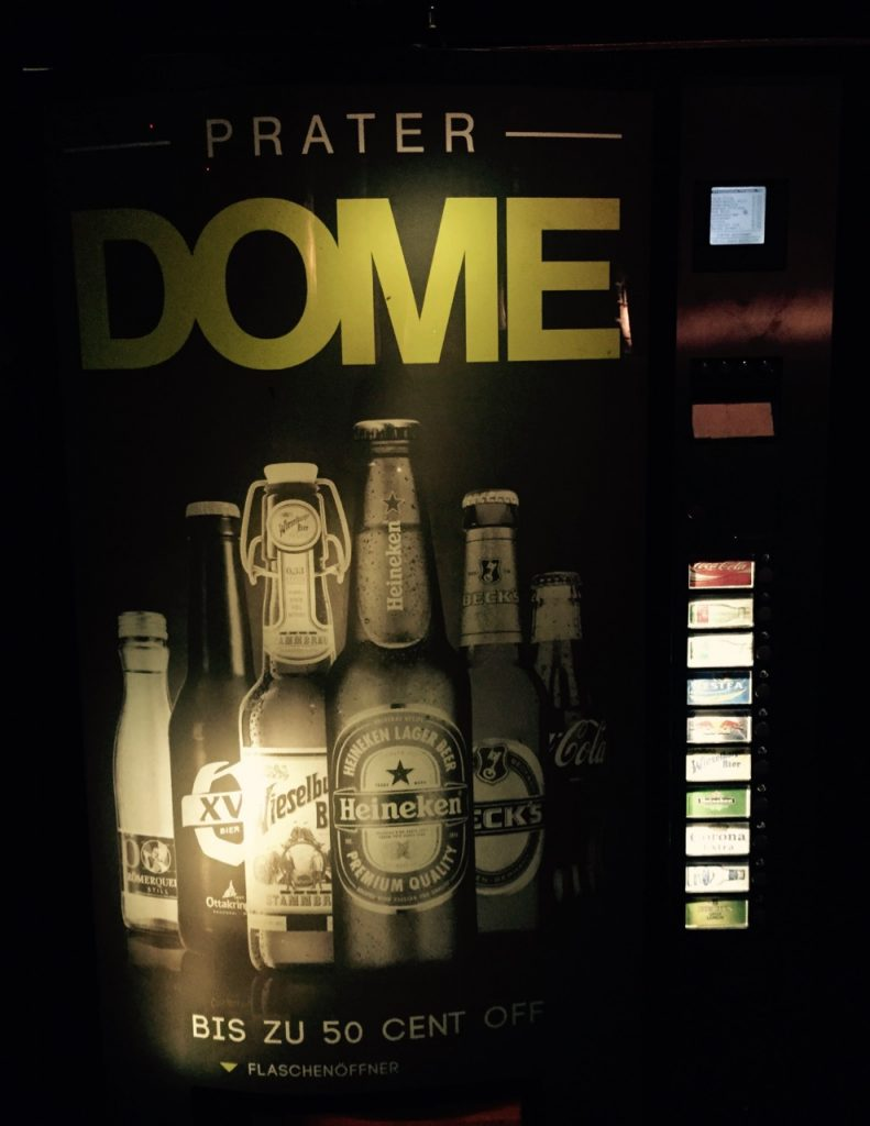 Praterdome Vending Machine