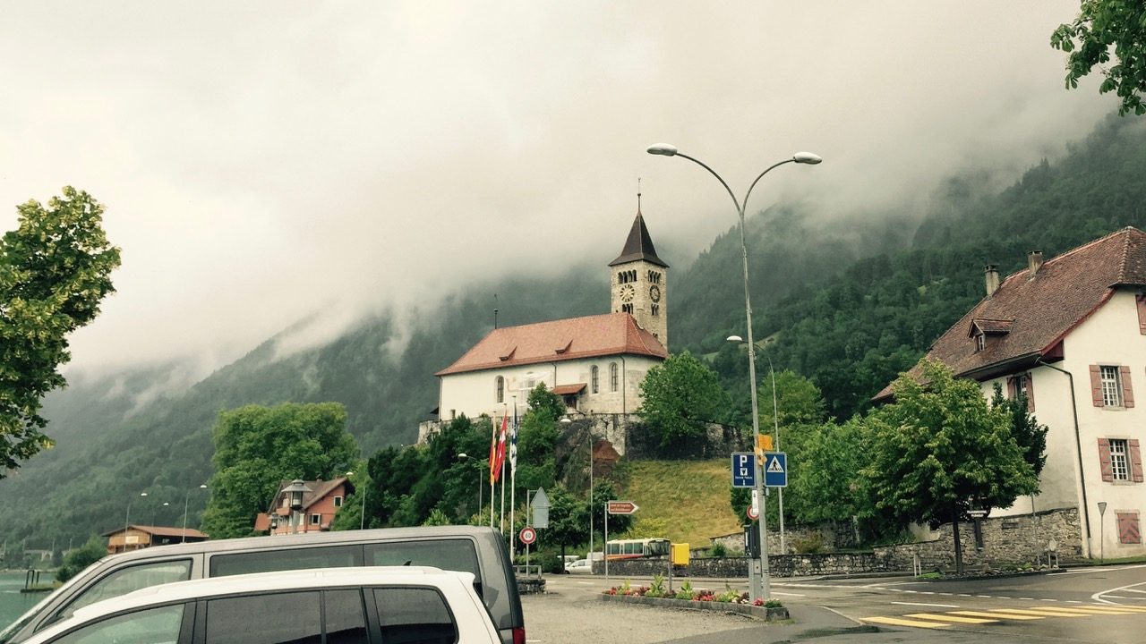 Brienz Church
