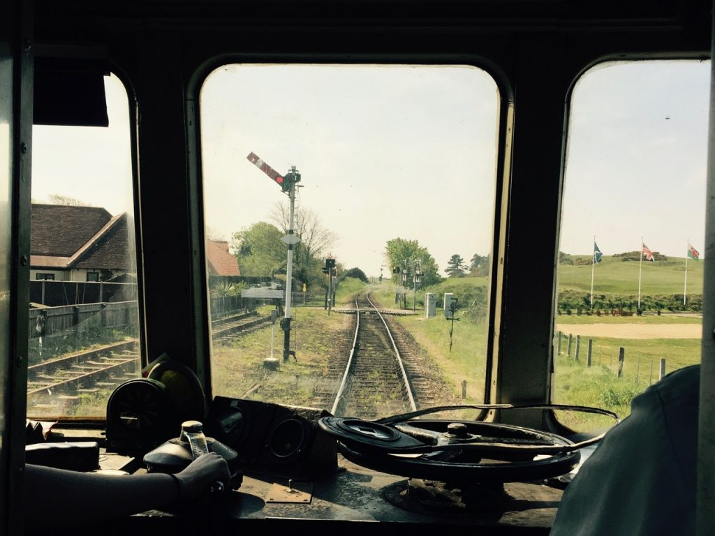 Back to Holt on the North Norfolk Railway
