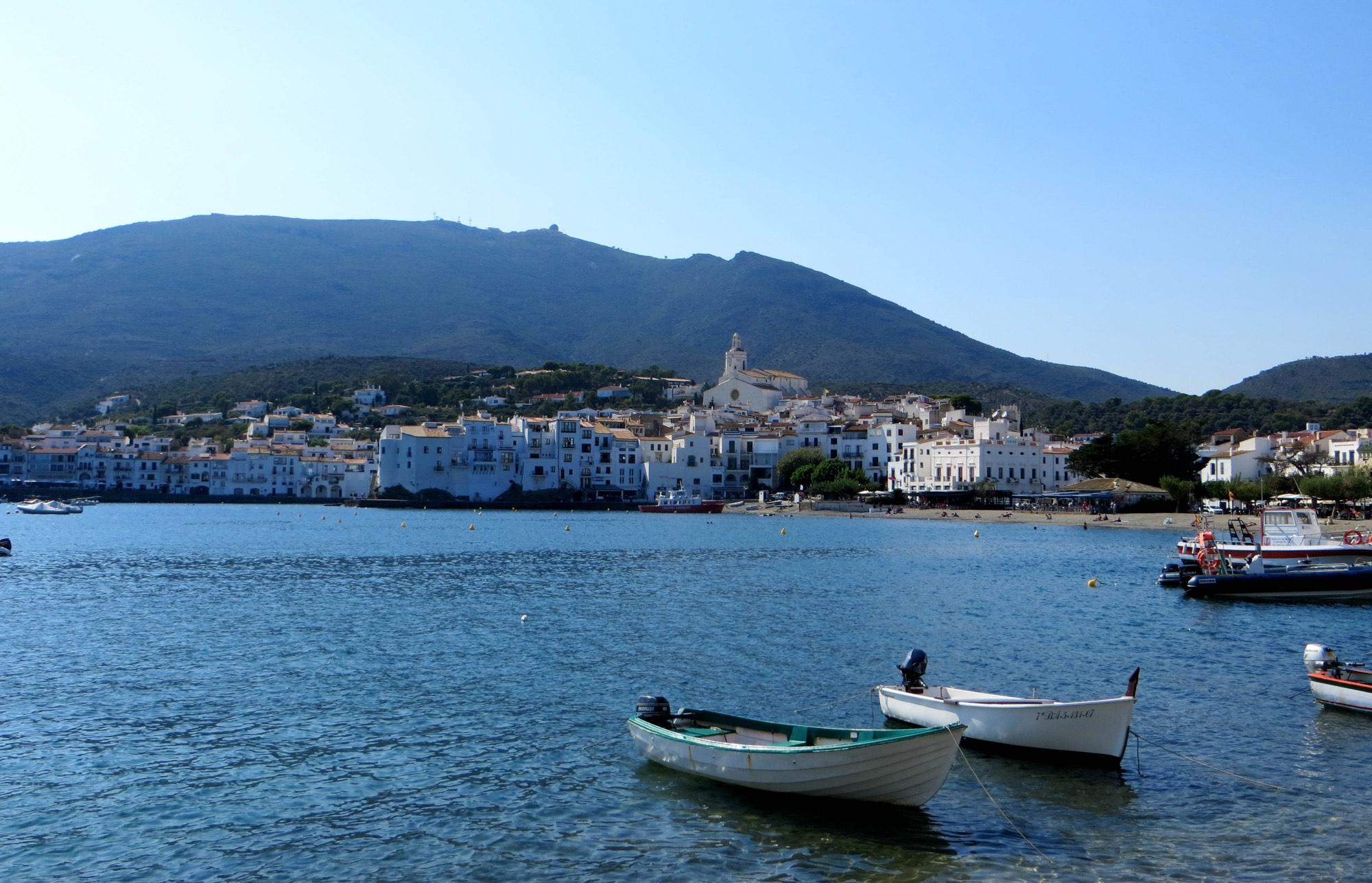 Cadaques Catalonia VY