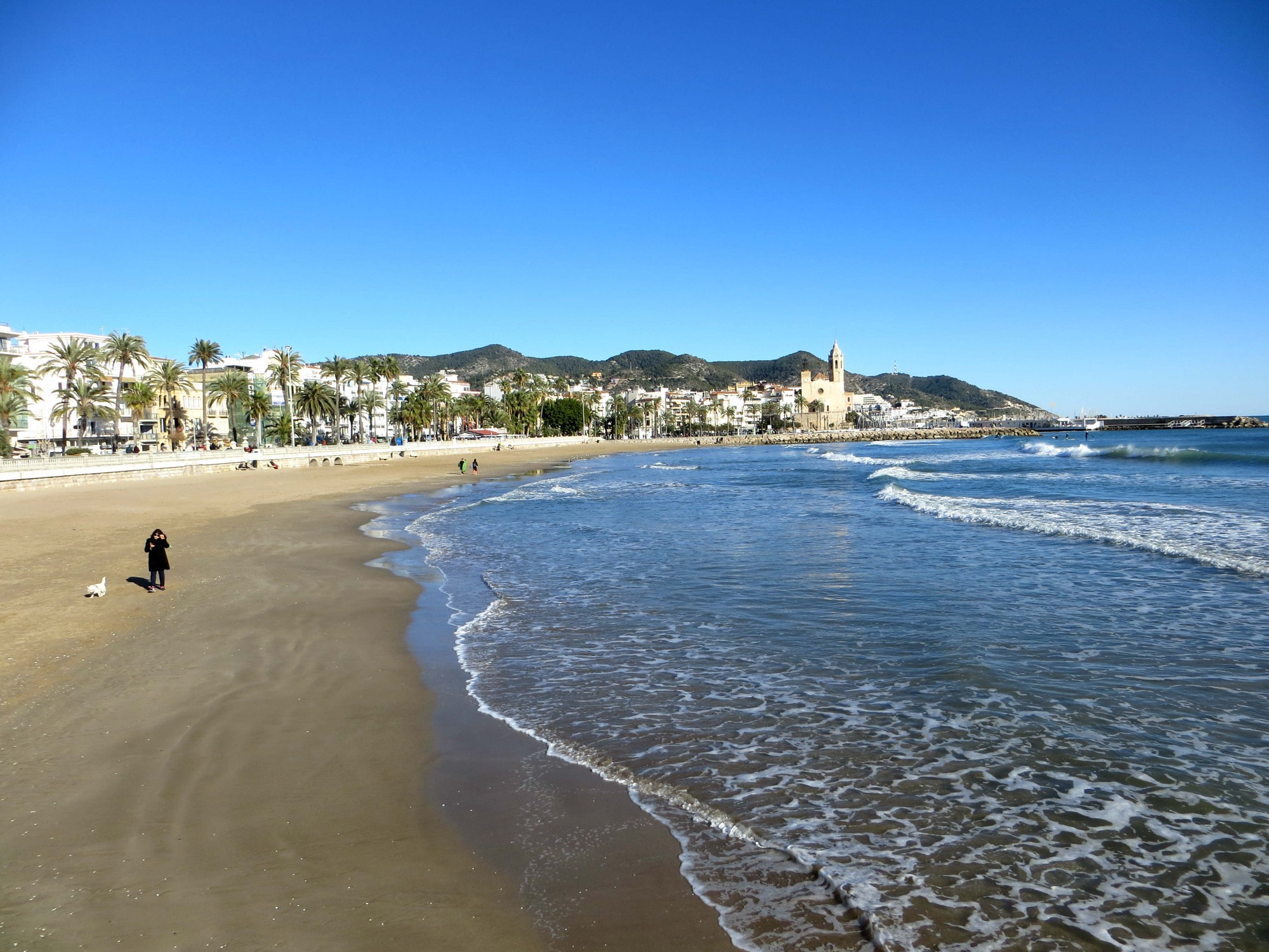 Sitges Catalonia VY