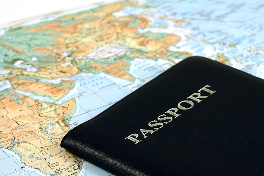 make sure you bring the right travel documents!