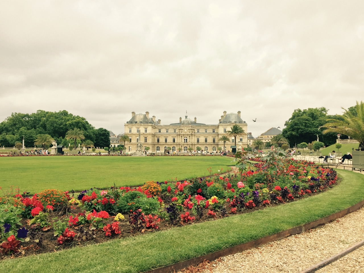A stop in Paris is incomplete without visiting the Luxembourg Gardens